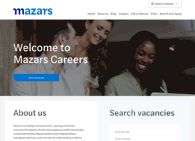 mazarscareers.co.uk