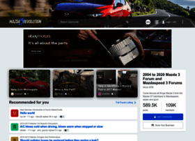 Mazda3revolution.com
