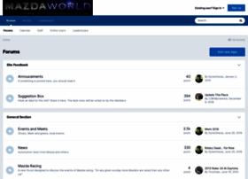 mazdaworld.net