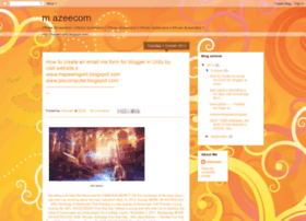 mazeemgold.blogspot.com