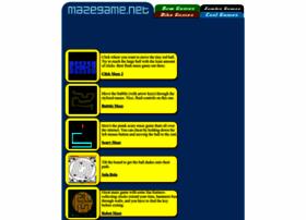 mazegame.net
