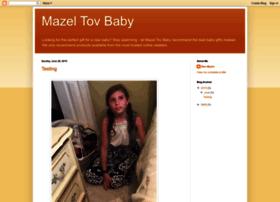 mazeltovbaby.blogspot.fr