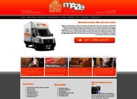 mazeremovals.co.uk