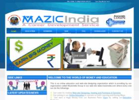 mazicindia.com