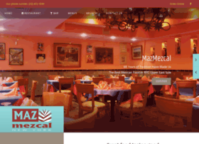 mazmezcal.com