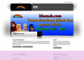 maznah.com