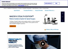 mazorrobotics.com