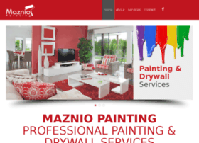 mazpainting.com