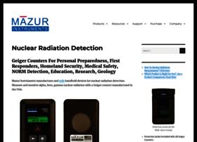 mazurinstruments.com
