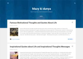 mazykidunya.blogspot.com