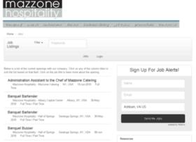 mazzonehospitality.applicantpro.com