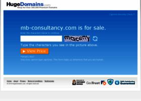 mb-consultancy.com