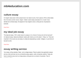 mb4education.com