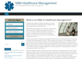 mba-healthcare-management.com