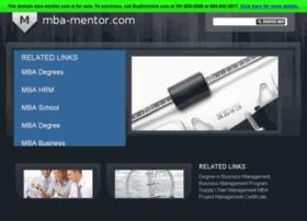 mba-mentor.com