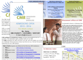 mba.cmr.ac.in
