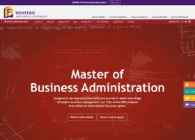 mba.wnmu.edu