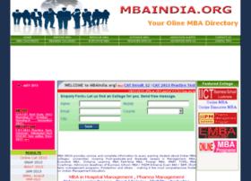 mbaindia.org