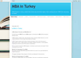 mbainturkey.blogspot.com
