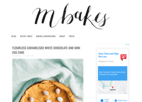 mbakes.com