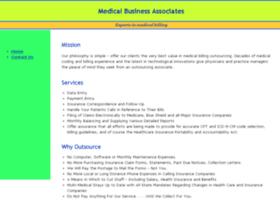 mbamedicalbilling.com