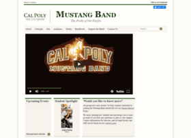 mband.calpoly.edu
