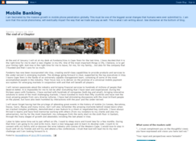 mbanking.blogspot.com