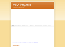 mbaprojects.pro