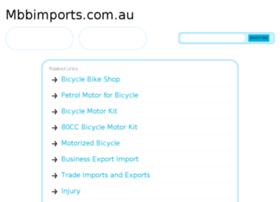 mbbimports.com.au