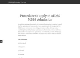 mbbsadmissionin2015.wordpress.com