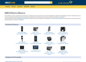 mbcestore.com.mx