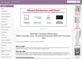 mbd-bathrooms.co.uk