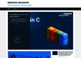 mbeddedmaximum.com