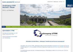 mbinfo.rub.de