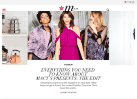 mblog.macys.com