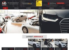 mbmotorgroup.com