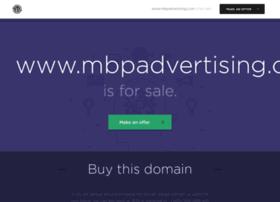 mbpadvertising.com