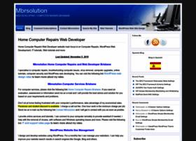 mbrsolution.com