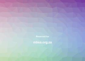 mbsa.org.za