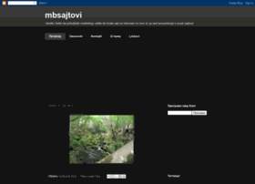 mbsajtovi.blogspot.com