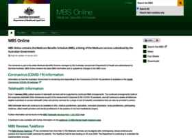 mbsonline.gov.au