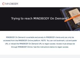 mbu.mindbodyonline.com