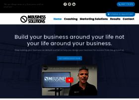 mbusinesssolutions.com.au
