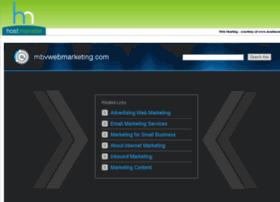 mbvwebmarketing.com