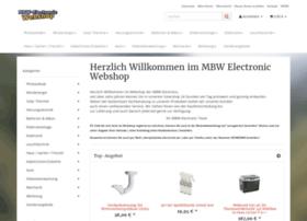 mbw-electronic-online.de