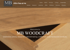 mbwoodcraft.co.uk