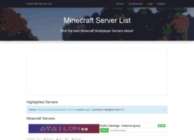mc-server-list.org
