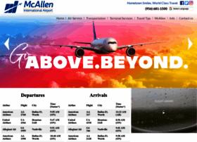 mcallenairport.com