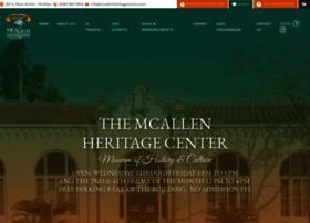 mcallenheritagecenter.com