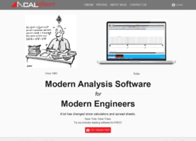 mcalsoftware.com